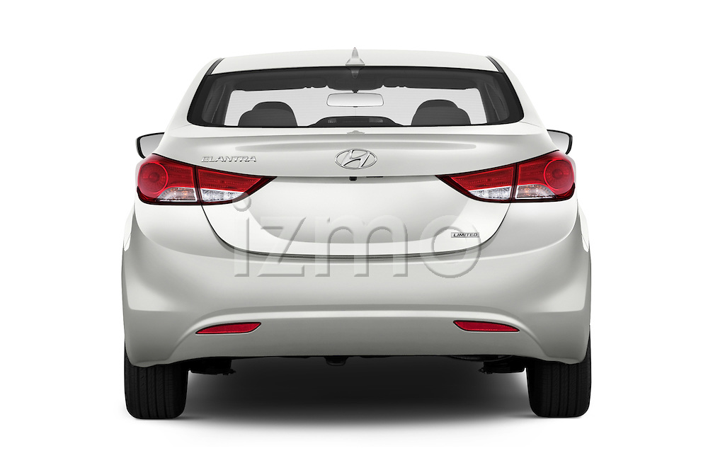 2014 Hyundai Elantra Limited 4 Door Sedan