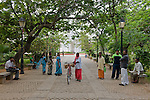 Bharati Park. 2014