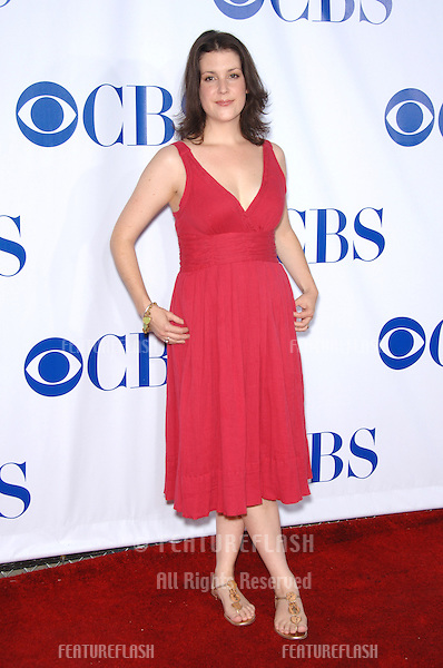 Two and a Half Men star MELANIE LYNSKEY at the CBS Summer Press Tour Stars Party at the Rose Bowl in Pasadena, CA. .July 15, 2006  Pasadena, CA.© 2006 Paul Smith / Featureflash