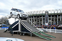 Land Rover. The Clash, Aviva Premiership match, between Bath Rugby and Leicester Tigers on April 7, 2018 at Twickenham Stadium in London, England. Photo by: Patrick Khachfe / Onside Images
