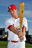 Mar 01, 2010; Jupiter, FL, USA; St. Louis Cardinals  infielder David Freese (23) during  photoday at Roger Dean Stadium. Mandatory Credit: Tomasso De Rosa/ Four Seam Images