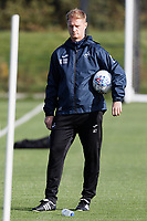 Alan Tate of Swansea City during the Swansea City Training Session at The Fairwood Training Ground in Swansea, Wales, UK. Wednesday 16 October 2019