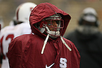 11 November 2006: Marcus McCutcheon during Stanford's 20-3 win over the Washington Huskies in Seattle, WA.