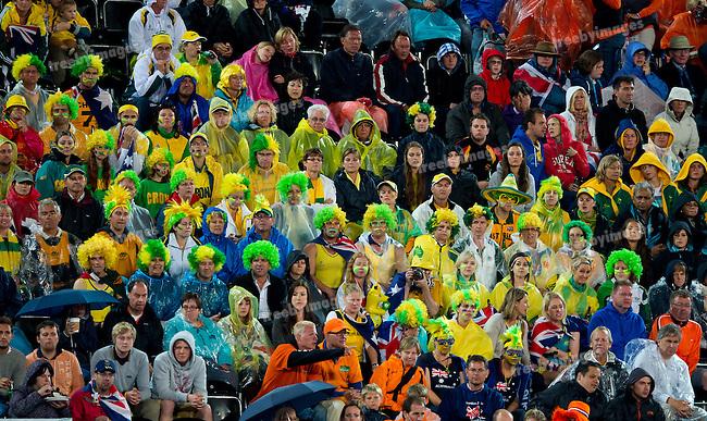 London Olympics 06/08/2012.Womens Hockey, Australia v Argentina....Photo: Grant Treeby