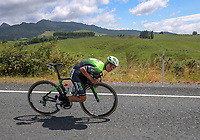 Daniel Whitehouse (EvoPro Racing). Stage Two - Hydro Heat (Cambridge -Roto o rangi - Pukeatea). 2019 Grassroots Trust NZ Cycle Classic UCI 2.2 Tour from St Peter's School in Cambridge, New Zealand on Thursday, 24 January 2019. Photo: Dave Lintott / lintottphoto.co.nz