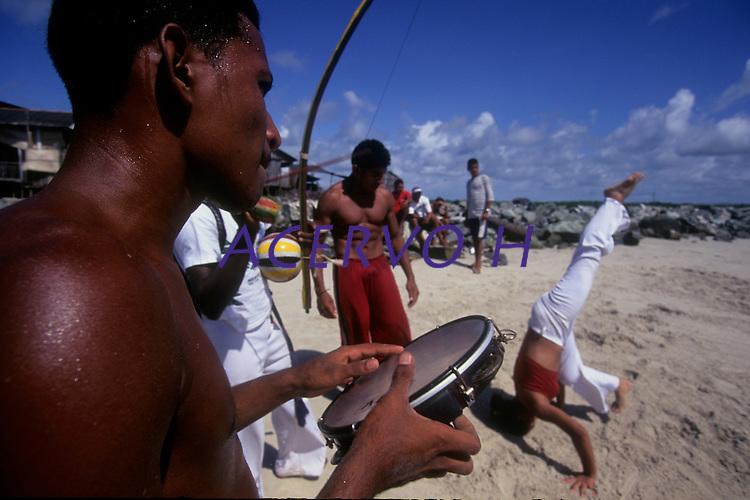 Capoeira<br /> São Luis, Maranhão Brasil<br /> Foto Paulo Santos