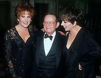 Lorna Luft, Jule Stein Liza Minnelli 1986<br /> Photo By John Barrett/PHOTOlink.net / MediaPunch