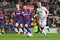 Messi, Vukcevic<br /> <br /> Barcelona 02-02-2020 Camp Nou <br /> Football 2019/2020 La Liga <br /> Barcelona Vs Levante <br /> Photo Paco Larco / Panoramic / Insidefoto <br /> ITALY ONLY