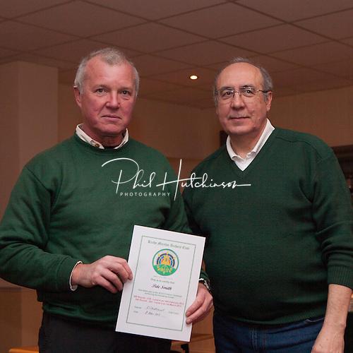 09.04.2013, Leicester, England. Archery. .Kirby Muxloe Archery Club winter presentation evening.