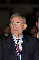 Montreal, CANADA, June, 2015  File Photo<br /> <br /> Gerard Mestrallet, Chairman and CEO of GDF Suez, as well as the Chairman of the Board of Suez Environnement, <br /> attend the The International Economic Forum of the Americas<br /> <br /> Photo :   Pierre Roussel - AQP