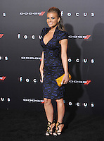 Carmen Electra at the Los Angeles premiere of &quot;Focus&quot; at the TCL Chinese Theatre, Hollywood.<br /> February 24, 2015  Los Angeles, CA<br /> Picture: Paul Smith / Featureflash