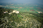 Israel, Mount Carmel, the Carmelite Sanctuary and Convent at the Muhraka