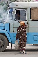 Osh, Kyrgyzstan, Central Asia