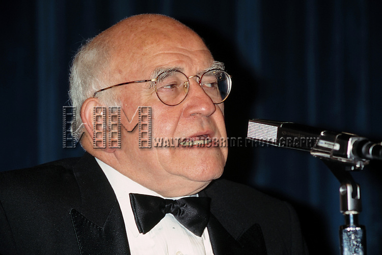 Ed Asner.Attending the Academy of Television Arts & Sciences Hall of Fame Awards at the Disney Resorts in Orlando, Florida..October 5, 1996.© Walter McBride /