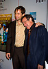 "Robin Williams and David Duchovny..at the ""House of D"" movie screening at the Tribeca Film Festival on May 7, 2004 in New YOrk City. ..Photo by Robin Platzer, Twin Images"