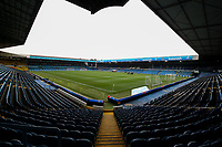 A general view of Elland Road, home of Leeds United<br /> <br /> Photographer Alex Dodd/CameraSport<br /> <br /> The Carabao Cup Second Round- Leeds United v Stoke City - Tuesday 27th August 2019  - Elland Road - Leeds<br />  <br /> World Copyright © 2019 CameraSport. All rights reserved. 43 Linden Ave. Countesthorpe. Leicester. England. LE8 5PG - Tel: +44 (0) 116 277 4147 - admin@camerasport.com - www.camerasport.com