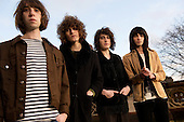 Jan 13, 2014: TEMPLES - Photosession in London