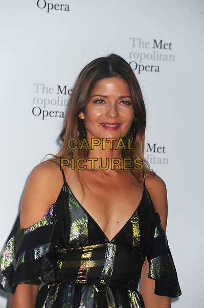 NEW YORK, NY - SEPTEMBER 25: Jill Hennessy  attends Metropolitan Opera Opening Night Gala at Lincoln Center on September 25, 2017 in New York City.<br /> CAP/MPI122<br /> &copy;MPI122/Capital Pictures