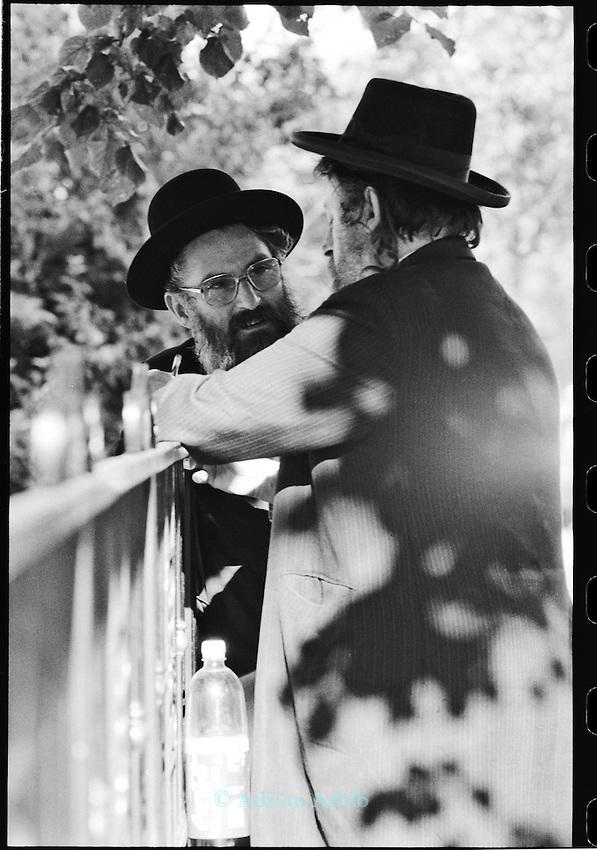 Lubavitcher jews , Stamford Hill, London