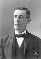 Wilson - Princeton's president (1902), on December 31 1901<br /> <br /> Woodrow Wilson, as President of Princeton University