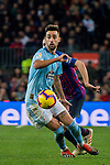 Brais Mendez Portela, B Mendez, of RC Celta de Vigo in action during the La Liga 2018-19 match between FC Barcelona and RC Celta de Vigo at Camp Nou on 22 December 2018 in Barcelona, Spain. Photo by Vicens Gimenez / Power Sport Images