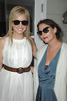 Lindsay Berger Sacks, Lauri Firstenberg==<br /> LAXART 5th Annual Garden Party Presented by Tory Burch==<br /> Private Residence, Beverly Hills, CA==<br /> August 3, 2014==<br /> ©LAXART==<br /> Photo: DAVID CROTTY/Laxart.com==