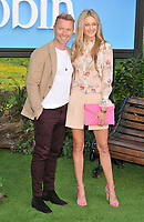 Ronan Keating and Storm Keating at the &quot;Christopher Robin&quot; European film premiere, BFI Southbank, Belvedere Road, London, England, UK, on Sunday 05 August 2018.<br /> CAP/CAN<br /> &copy;CAN/Capital Pictures