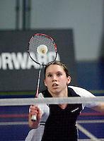 Loughborough University Badminton