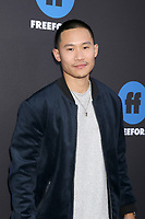 LOS ANGELES - JAN 18:  Curtis Lum at the Freeform Summit 2018 at NeueHouse on January 18, 2018 in Los Angeles, CA