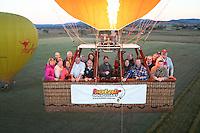 20130623 June 23 Hot Air Balloon Gold Coast