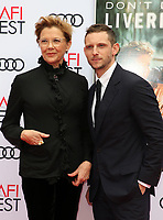12 November 2017 - Hollywood, California - Annette Bening, Jamie Bell. &quot;Film Stars Don't Die In Liverpool&quot; AFI FEST 2017 Screening held at TCL Chinese Theatre. <br /> CAP/ADM/FS<br /> &copy;FS/ADM/Capital Pictures