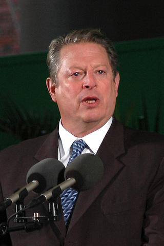 Al Gore speaking on sustainability  Harvard University Cambridge MA 10.22.08