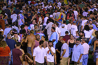 Fans leaving after the show. Furthur Band at McCoy Stadium, Pawtucket RI on 5 July 2012