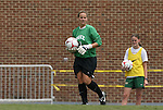 30 August 2009: Duke's Tara Campbell. The Duke University Blue Devils lost 3-2 to the University of Central Florida Knights at Fetzer Field in Chapel Hill, North Carolina in an NCAA Division I Women's college soccer game.
