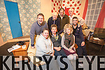 The Island Players take time out from rehearsals of their  Production of  'Run for your Wife' a Comedy by Ray Cooney at the Ivyleaf Art Centre, Castleisland on Wednesday 19th to Sunday 23rd November at 8pm