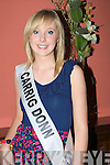 Contestants for the 2009 Kerry Rose selection who met up at the Imperial Hotel, Tralee on Saturday night Gemma Healy (carrig Donn, Tralee)