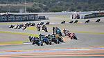 Moto2 Race.<br /> Gran Premio MOTUL de la Comunidad Valenciana.<br /> Ricardo Tormo Circuit.<br /> Cheste (Valencia-Spain).<br /> Sunday, 13 november 2016.