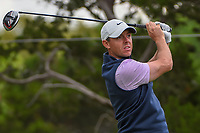 Rory McIlroy (NIR) watches his tee shot on 2 during day 3 of the WGC Dell Match Play, at the Austin Country Club, Austin, Texas, USA. 3/29/2019.<br /> Picture: Golffile | Ken Murray<br /> <br /> <br /> All photo usage must carry mandatory copyright credit (© Golffile | Ken Murray)