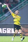 Borussia Dortmund Midfielder Andre Schurrle gestures during the International Champions Cup 2017 match between AC Milan vs Borussia Dortmund at University Town Sports Centre Stadium on July 18, 2017 in Guangzhou, China. Photo by Marcio Rodrigo Machado / Power Sport Images