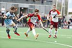 ALMERE - Hockey - Hoofdklasse competitie heren. ALMERE-HGC (0-1) .  COPYRIGHT KOEN SUYK