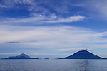 Ternate and Tidore Islands, Spice Islands, Maluku Region, Halmahera, Indonesia, Pacific Ocean