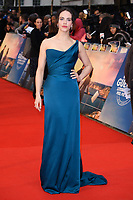 """Jessica Brown Findlay<br /> arriving for the world premiere of """"The Guernsey Literary and Potato Peel Pie Society"""" at the Curzon Mayfair, London<br /> <br /> ©Ash Knotek  D3394  09/04/2018"""