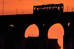 Arcos da Lapa, antigo Aqueduto da Caroca. Rio de Janeiro. Foto de Ricardo Funari.