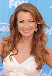 LOS ANGELES, CA - MAY 23: Jane Seymour arrives at 'American Idol' Season 11 Grand Finale Show at Nokia Theatre L.A. Live on May 23, 2012 in Los Angeles, California.