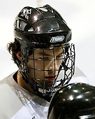 Jon Rheault (Providence 21) - The Boston College Eagles and Providence Friars played to a 2-2 tie on Saturday, March 1, 2008 at Schneider Arena in Providence, Rhode Island. Rheault, senior forward for Providence, is a free agent.