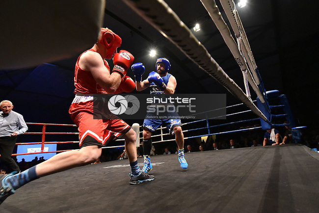 NELSON, NEW ZEALAND - NOVEMBER 5: 2016 Fight 4 Victory. Trafalgar Centre, Nelson on November 5, 2016 in Nelson, New Zealand. (Photo by: Barry Whittnall/Shuttersport Limited)