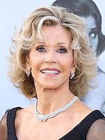 HOLLYWOOD, LOS ANGELES, CA, USA - JUNE 05: Jane Fonda at the 42nd AFI Life Achievement Award Honoring Jane Fonda held at the Dolby Theatre on June 5, 2014 in Hollywood, Los Angeles, California, United States. (Photo by Xavier Collin/Celebrity Monitor)