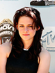 Kristen Stewart arriving at the 2008 MTV Movie Awards at the Gibson Amphitheatre in Los Angeles, June 1st 2008..Photo by Chris Walter/Photofeatures
