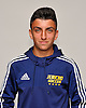 Matteo Martino of Jericho poses for a portrait during Newsday's 2016 varsity boys soccer season preview photo shoot at company headquarters on Tuesday, Sept. 6, 2016.