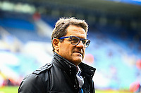 Former England manager Fabio Capello during the Barclays Premier League match between Leicester City and Swansea City played at The King Power Stadium, Leicester on 24th April 2016
